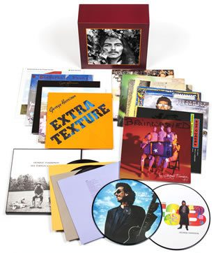 George Harrison - The Collection LP Box