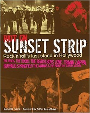 riot on the sunset strip