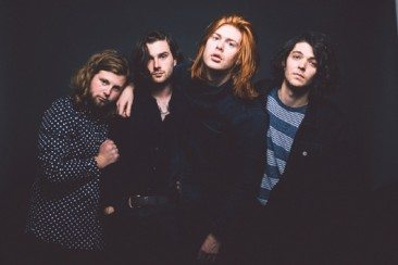 The Amazons Primed To Release Self-Titled Debut Album