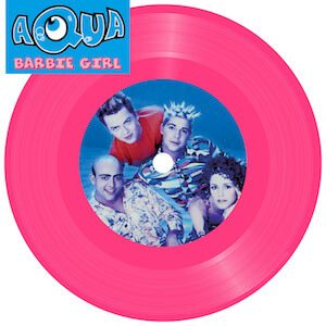Aqua Barbie Girl Record Store Day Vinyl