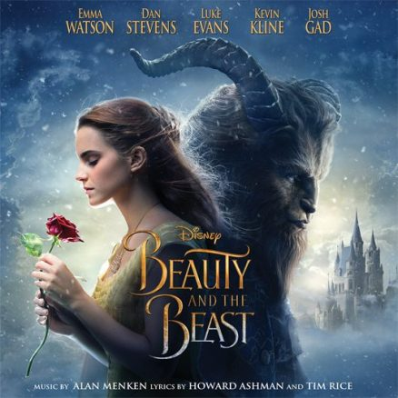 Beauty And The Beast Soundtrack Album Cover