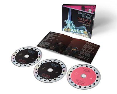 BigStarsThirdLive CD-DVD
