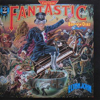 Captain Fantastic Elton John
