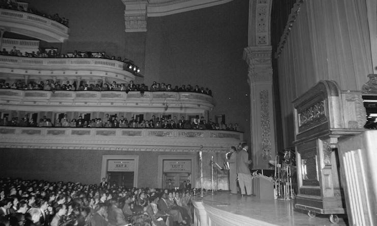 Charlie Parker Carnegie Hall