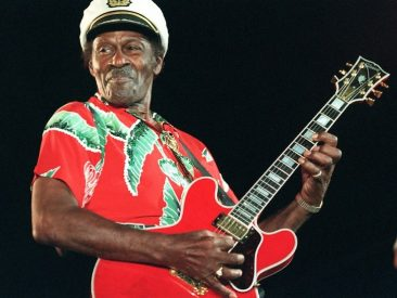 Chuck Berry In 20 Quotes