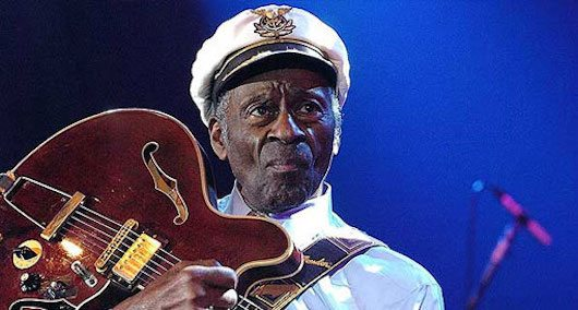 Chuck Berry, Rock 'n' Roll Legend, R.I.P.