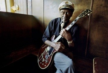 Chuck Berry's 'CHUCK' Album Release Confirmed, Listen To 'Big Boys'