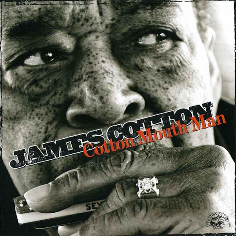 Cotton Mouth Man James Cotton