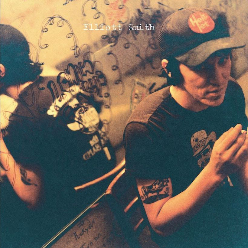 Elliott Smith Either/Or Album Cover