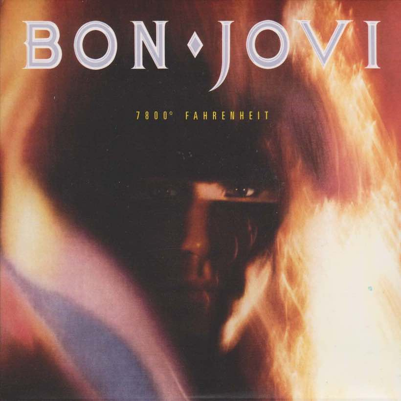 Bon Jovi Fahrenheit 7800