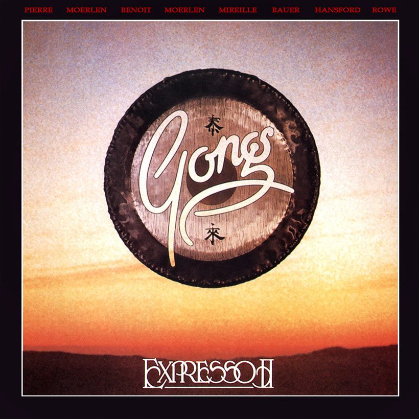 Gong Expresso II Album Cover web optimised 820