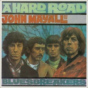 John Mayall A Hard Road album cover web optimised 820