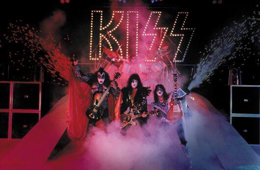 KISS Kissology DVD Photo