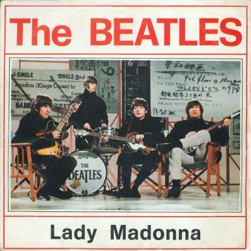 The Beatles Record Lady Madonna In A Rush