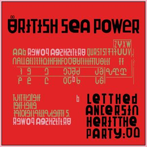 British Sea Power Let The Dancers Inherit The Party Album Cover