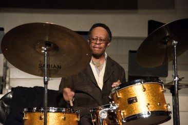 Revered Jazz Drummer Louis Hayes Signs With Blue Note