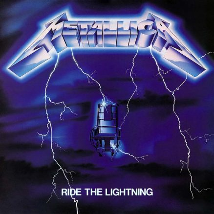 Metallica Ride The Lightning Album Cover web optimised 820