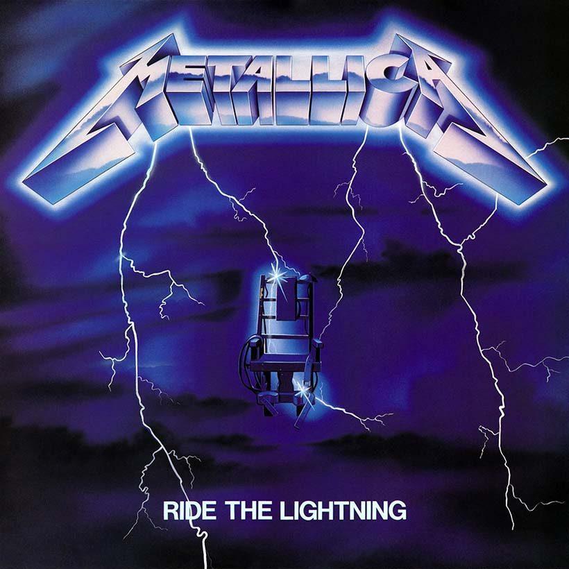 Metallica Ride The Lightning Album Cover web optimised 820