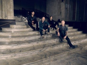 Metallica Announce European Leg Of WorldWired Tour