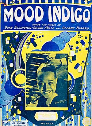 Mood Indigo Sheet Music