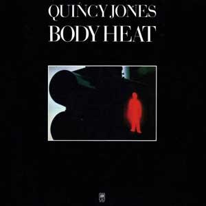 Quincy Jones Body Heat Album Cover