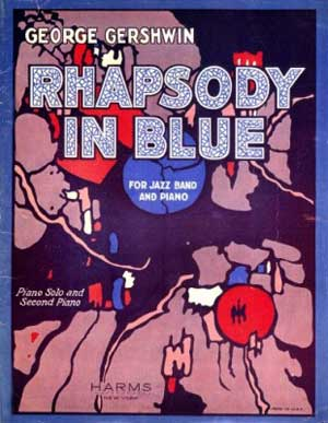 Rhapsody In Blue Sheet Music