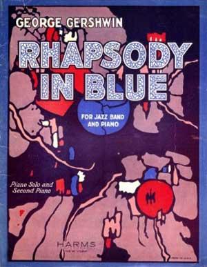 Rhapsody In Blue Sheet Music