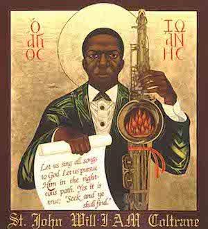 St. John Coltrane