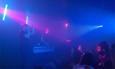 Sylvan Esso London Live