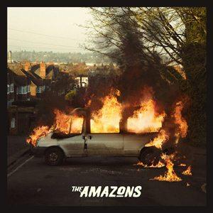 The Amazons Album Cover