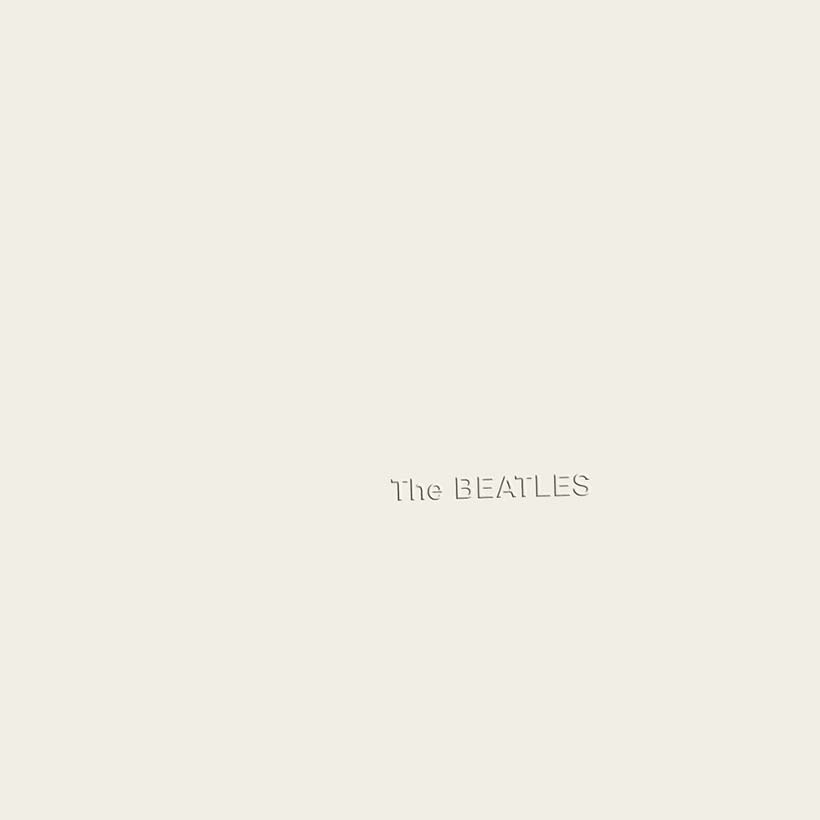 The Beatles White Album cover web optimised 820