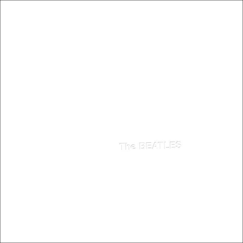 The Beatles White Album album cover web optimised 820 with border