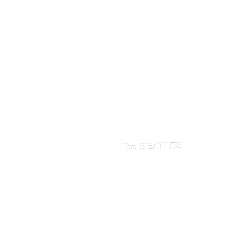 The Beatles White Album album cover web optimised 820 with border