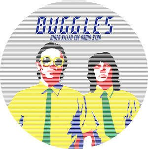 The Buggles Record Store Day Picture Disc