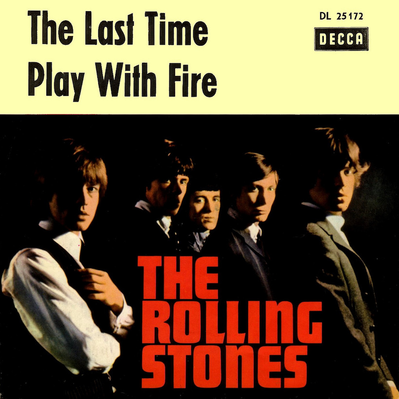 'The Last Time' Is A First Time For The Rolling Stones
