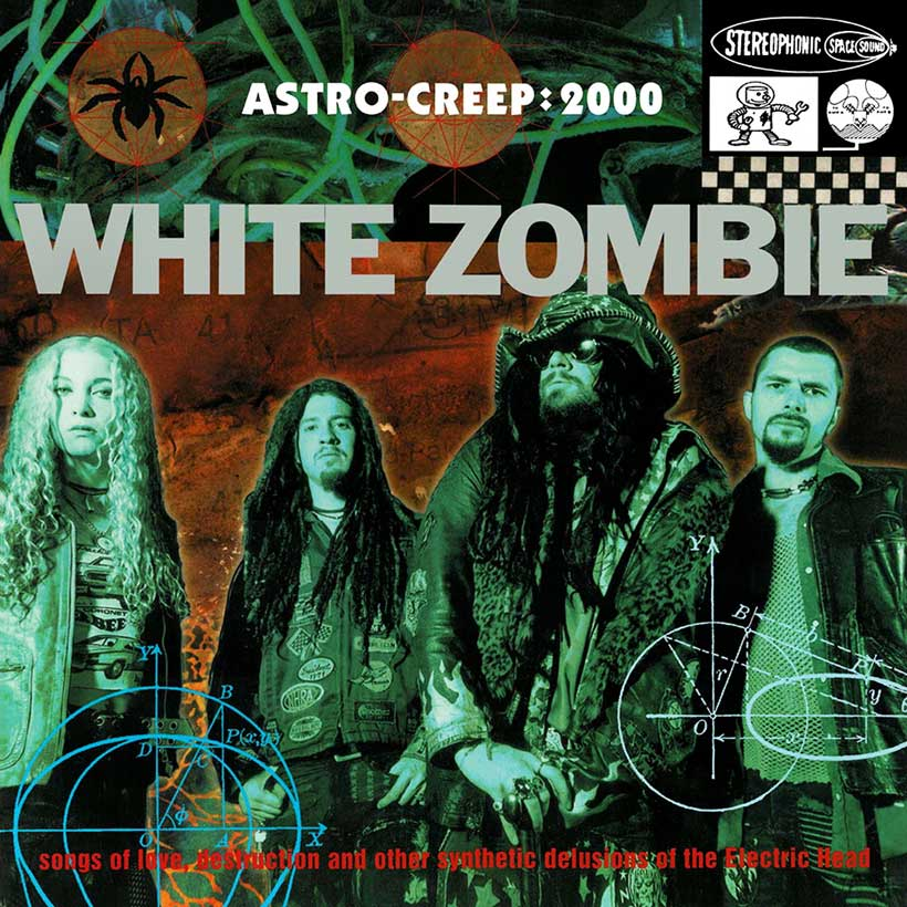 Astro Creep: 2000 White Zombie album cover web optimised 820