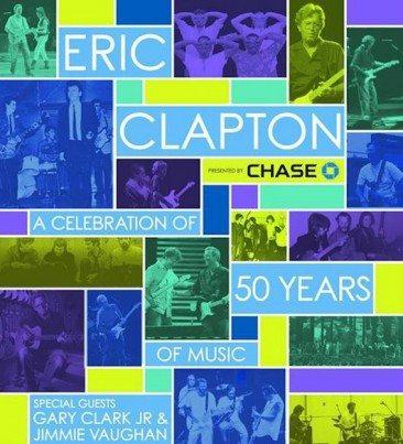 "Eric Clapton's ""Lyrical"" Return To Madison Square Garden"