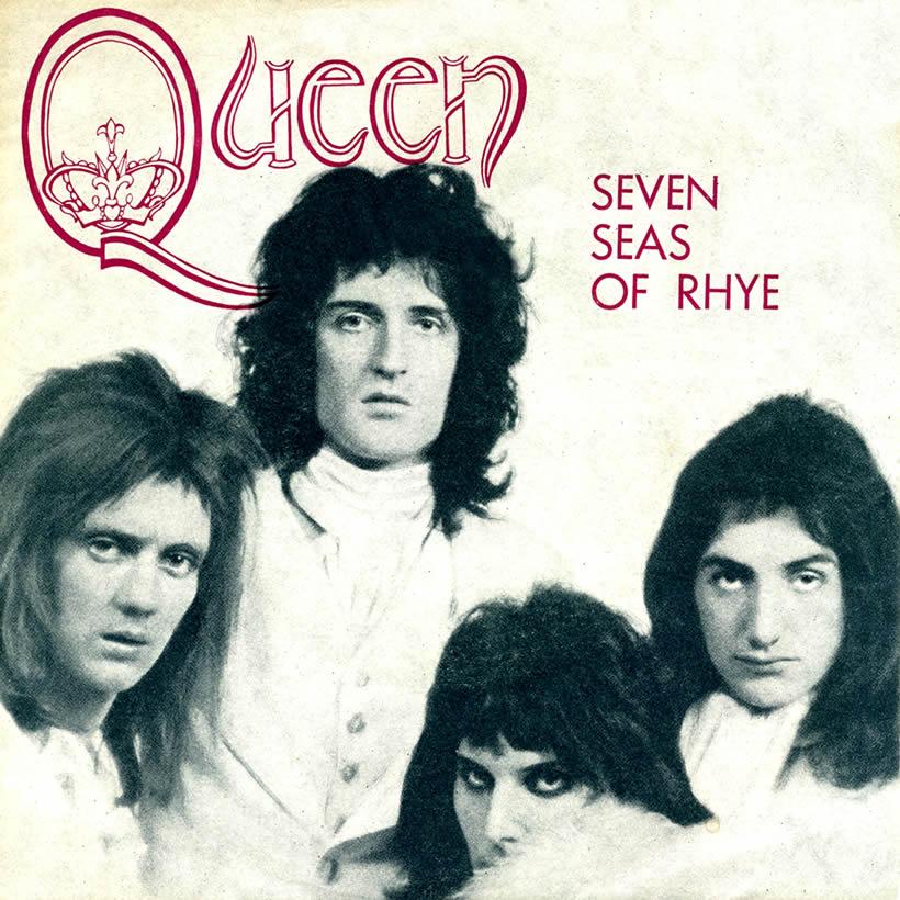 Queen - Seven Seas Of Rhye