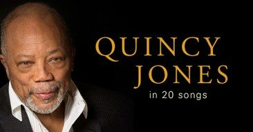 Quincy Jones In 20 Songs