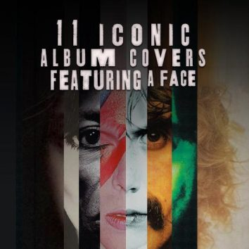 11 Iconic Album Covers Featuring A Face