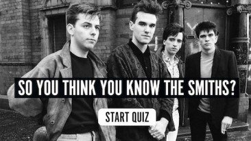 So You Think You Know The Smiths? Quiz