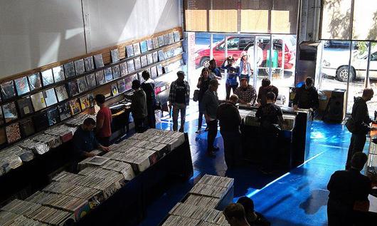 Academy Records Annex, New York
