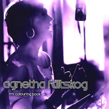 Agnetha Faltskog My Colouring Book Album Cover web optimised 820
