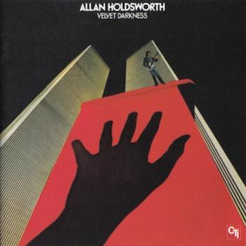 Allan Holdsworth Velvet Darkness