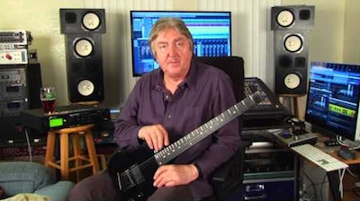 Allan Holdsworth older