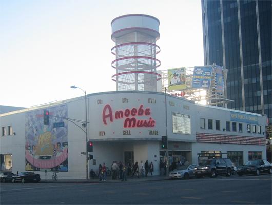 Amoeba Records, Los Angeles