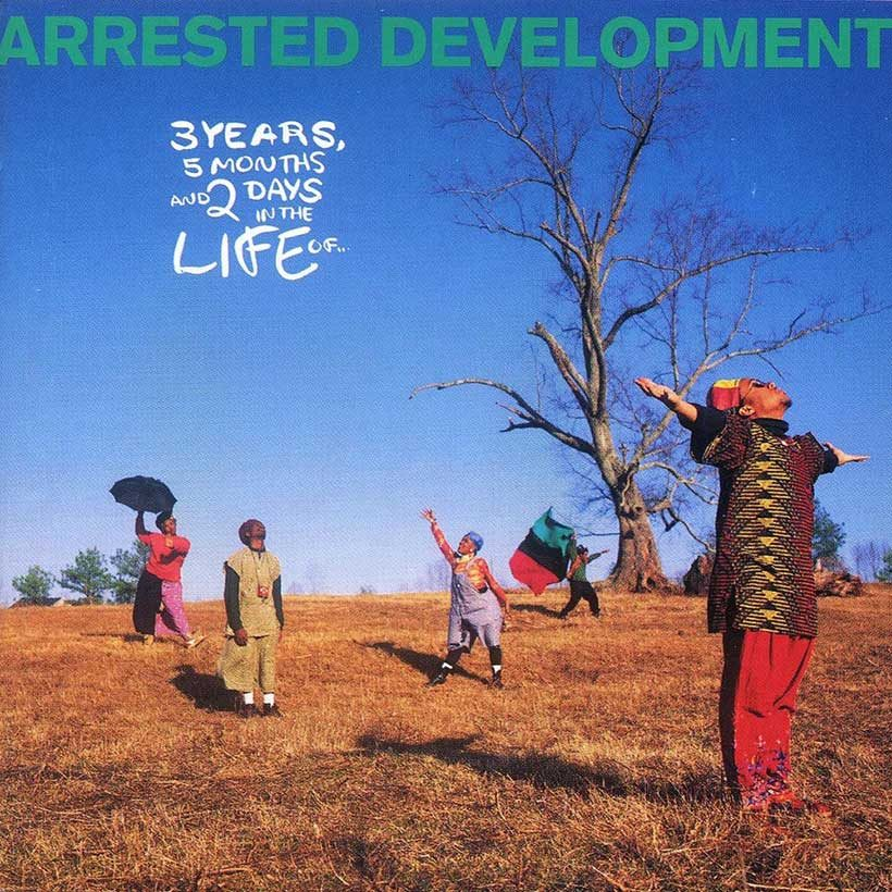 Arrested Development 3 Years, 5 Months And 2 Days In The Life Of Album Cover web optimised 820