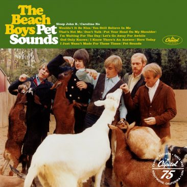 Why The Beach Boys' 'Pet Sounds' Remains A Work Of Art