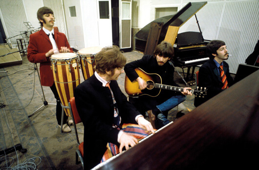 Beatles Sgt Pepper Outtake