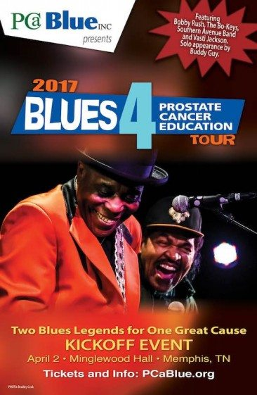 Buddy Guy Takes 'Blues for Prostate Cancer' On The Road